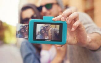 Magazine Chic - Polaroid