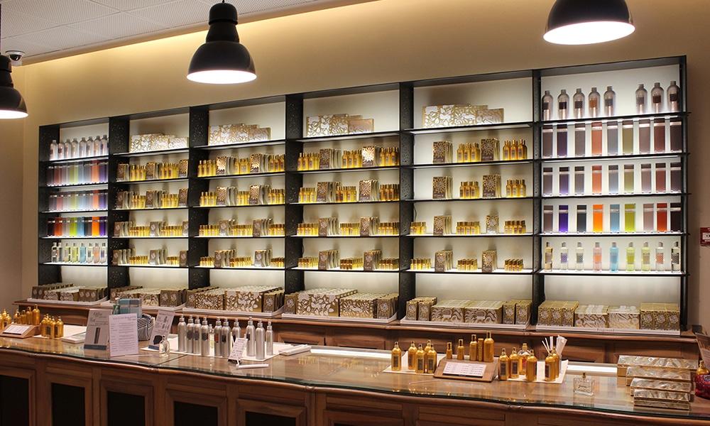 Magazine Chic - Parfumerie Fragonard