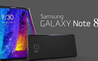 Magazine Chic - Galaxy Note 8