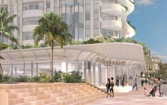 Magazine Chic - Hotel Marriott Cannes
