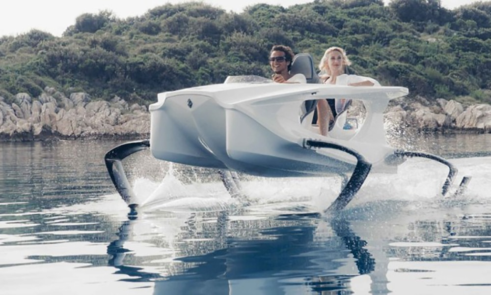 Magazine Chic - Quadrofoil