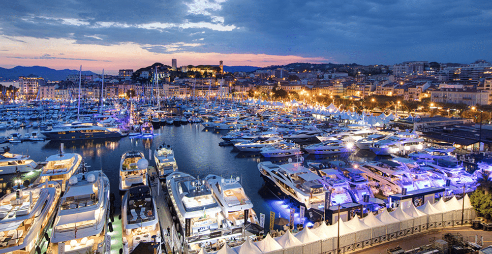 Magazine Chic - Cannes Yachting Festival 2019