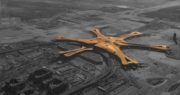 Magazine Chic - Aeroport International Daxing de Beijing