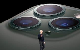Magazine Chic - Apple Keynote 10 Septembre 2019 - Tim Cook