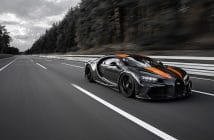 Magazine Chic - Bugatti