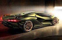 Magazine Chic - Lamborghini Sian