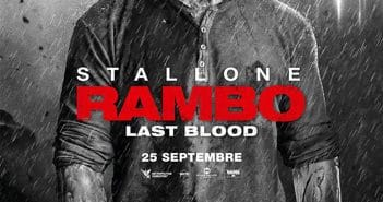 Magazine Chic - Rambo - Last Blood