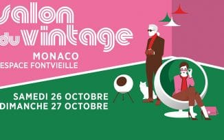 Magazine Chic - Salon du Vintage de Monaco
