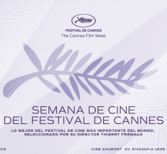 Cannes Film Week : du 2 au 8 décembre, les films de Cannes voyagent à Buenos Aires!