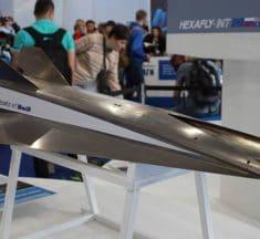 Un avion hypersonique capable d'atteindre les 10 000 KM/H