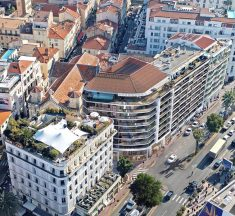 35 millions d'euros pour un penthouse / duplex à Cannes.