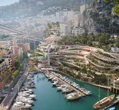 Centre commercial de Fontvieille à Monaco