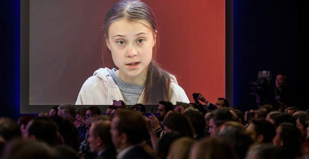 [MC] Magazine Chic - Greta Thunberg